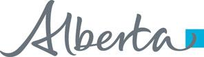 Alberta wordmark